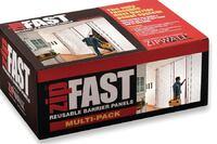 ZipWall ZipFast Multi-Pack