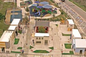 A public works project unites a community to create Play for All Abilities Park.