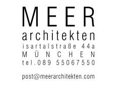 MEER Architekten Logo