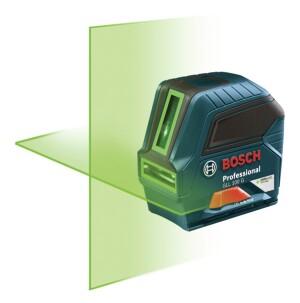 Bosch's GLL 100 G laser