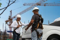Safety Harness Designed for Comfort and Durability