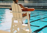 Tailwind Lifeguard Chair
