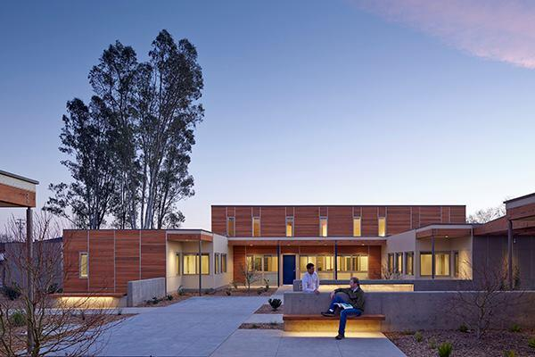 Sweetwater Spectrum, Sonoma, CA  Architects - Leddy Maytum Stacy
