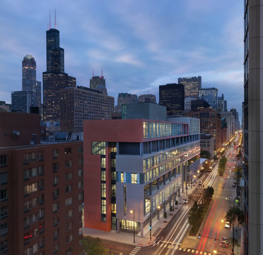 William Jones College Preparatory High School, Chicago