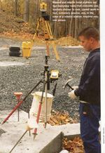 Manual and robotic total stations are fast becoming tools that concrete contractors choose to own. Layout work is fast, extremely precise, and, in the case of a robotic station, requires only one person.