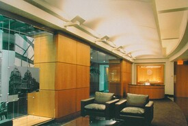 Durst Organization Reception and Lobby