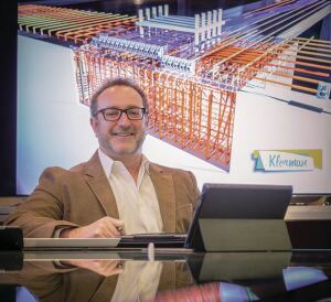 """Bill Klorman calls technology """"an accelerator."""""""