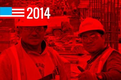 America's Concrete Contractors 2014
