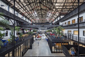 New Lab at the Brooklyn Navy Yard