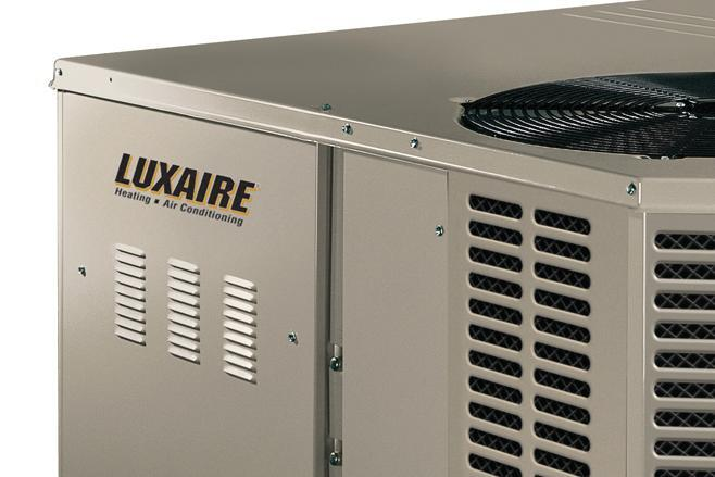 Conditioning & Comfort: Luxaire Acclimate Dual Fuel Heat Pumps