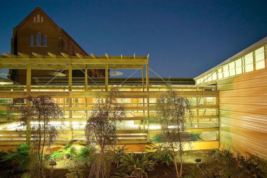 St Joseph Rebuild Center, in New Orleans, by Dan Pitera, FAIA