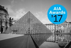 2017 AIA Twenty-Five Year Award Goes to The Grand Louvre—Phase I