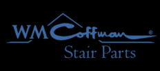 Coffman Stairs by Visador Logo