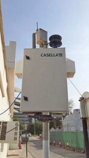 Boundary Guardian by Casella provides real-time continuous measurement 24/7 of multiple hazards including noise, vibration, dust (including respirable fractions PM1, PM2.5 and PM 10) plus wind speed and direction.