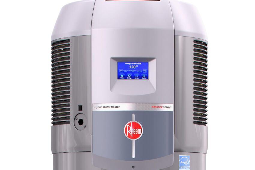 Rheem Condensing Water Heater