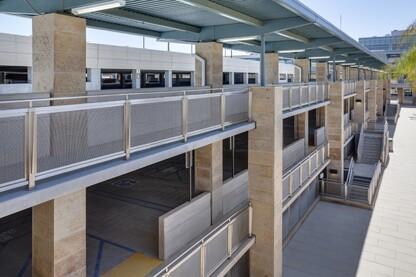 Naval Hospital Camp Pendleton Parking Garage