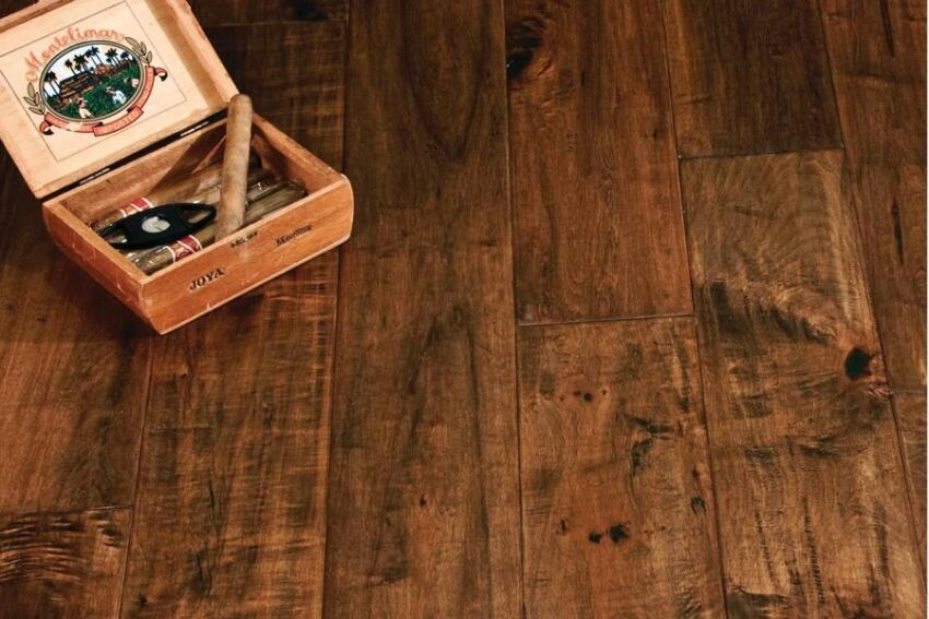 Hardwood Flooring by Ernest Hemingway Floors