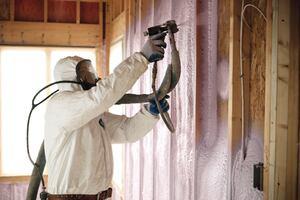 Avoiding Problems With Spray Foam