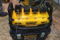 Portable Power Station and Battery Charger