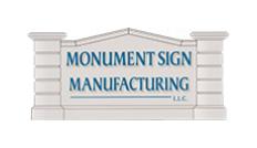 Monument Sign Mfg. Logo