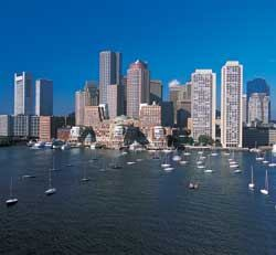 Boston ranks as one of New England's top multifamily markets.