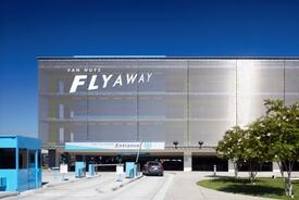 Van Nuys Flyaway Parking Garage