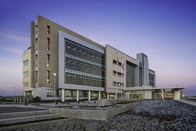 County of Kings Superior Court - New Hanford Courthouse