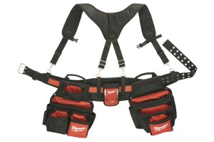 Contractor Belt with Suspension Rig