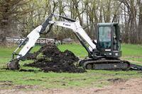 Bobcat M-Series E55 Compact Excavator