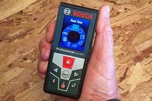 A Smart Bluetooth Laser Measure