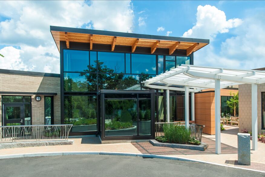 Marlborough Hospital Cancer Center, The S/L/A/M Collaborative, Marlborough, Mass.