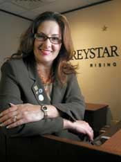 Stephanie Puryear Helling, Greystar Real Estate Partners