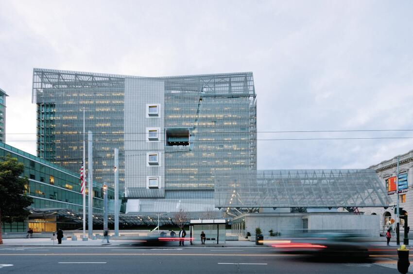 San Francisco Federal Building, 2008