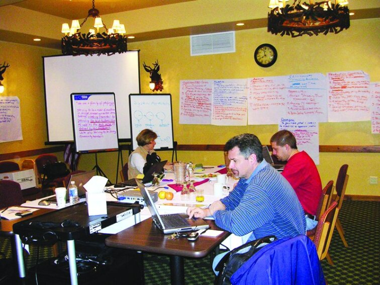 Company Retreats Help Build a Strong Team and Set Business Goals