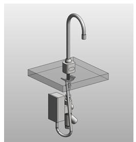 Families Creation of Various Plumbing Products in Revit for Plumbing Manufacturer
