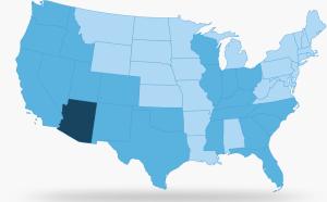 American Homes 4 Rent, footprint.