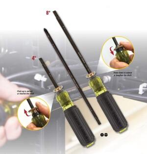 Klein Adjustable-Length Screwdriver