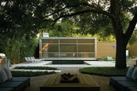 Light As Air: Poteet Architects Designs a Winning Pool Pavilion