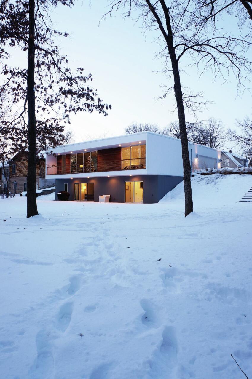 Burgess house, St. Paul, Minn.