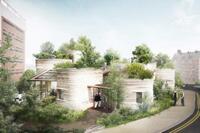 Heatherwick Studio's Designs for a New Maggie's Centre in England