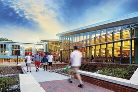 NC State University, Talley Student Union
