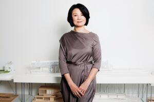 VisionArc is a consultancy run in tandem with Toshiko Mori Architect, the practice founded by Toshiko Mori (pictured) in 1981. Mori also teaches at the Harvard Graduate School of Design and chairs the World Economic Forums Global Agenda Council on Design.