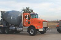 Kenworth Truck Co. + T800 & W900 ready-mix trucks
