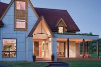 Tudor in the Tetons: Architect Mitch Blake Gives His Tudor Home a Modern Twist