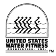 United States Water Fitness Assn. Logo