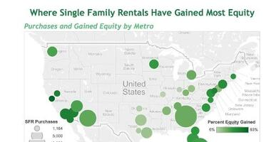 Where Investors May Cash Out on Single-Family Rental