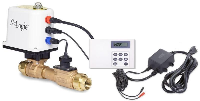 Automatic Leak Detector Protects Properties From Pipe Bursts