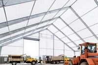 Tension fabric buildings