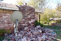 Group Urges Chimney Inspections after Earthquake