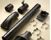 Rockler Dust Right Vacuum Nozzles